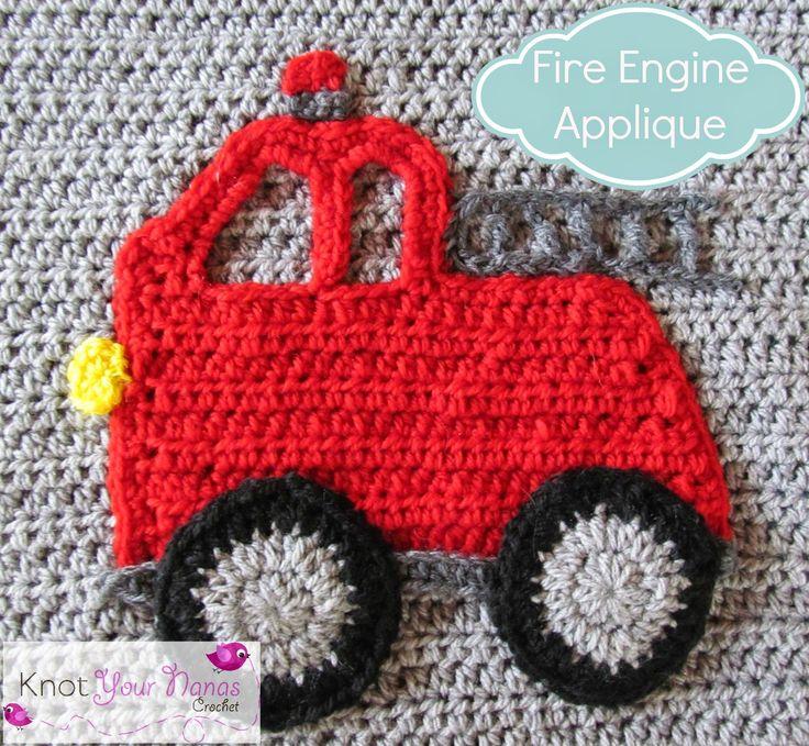 Crochet-Fuego-Motor-Applique