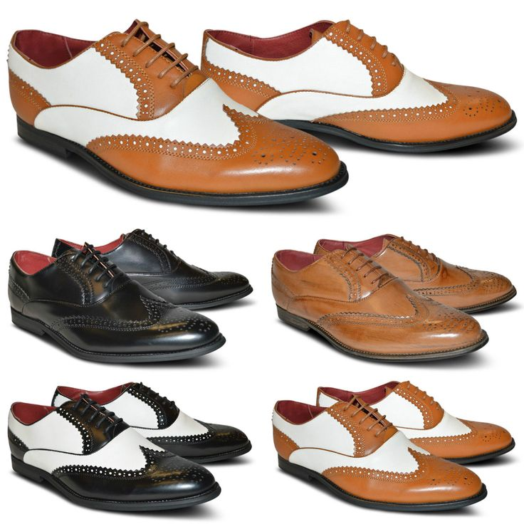 http://www.ebay.co.uk/itm/-/282559650358  Mens Two Tone Brogues Wedding Dress Wingtip Oxford Lace Up Formal Shoes UK Sizes  Mens brown brogues and mens brogue shoes is swarming with various brands, creators and sticker costs. Likewise, recalling that there are distinctive creators for mens leather brogues, mens tan brogues, mens shoes brogues and brogue shoes for men for men which stand head and shoulders over the rest, among such a critical social occasion it can much of the time be elusive…