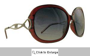 DG Vintage Extra Big Square Sunglasses