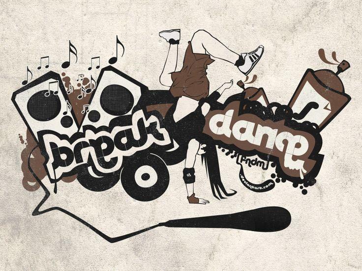 Break Dance by fndm.deviantart.com on @DeviantArt | Hip ...
