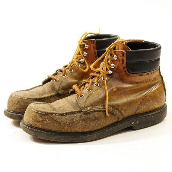 17 Best images about Red Wing Boots /Shoes (inc Vtg) on Pinterest ...