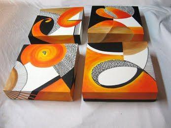 Munay Arte sobre objetos