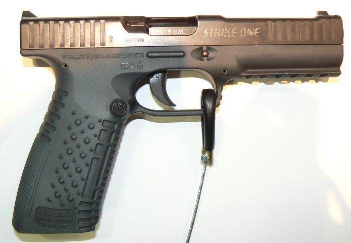 """Modern Firearms - Arsenal """"Strike One"""" pistol Russia"""