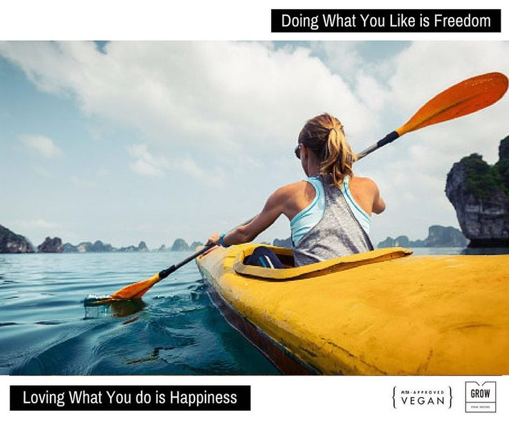 Doing what you like is Freedom...Loving what you do is Happiness!