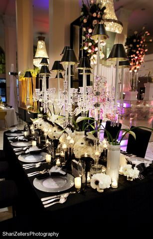 34 Best Images About Black Amp White Event Decor On