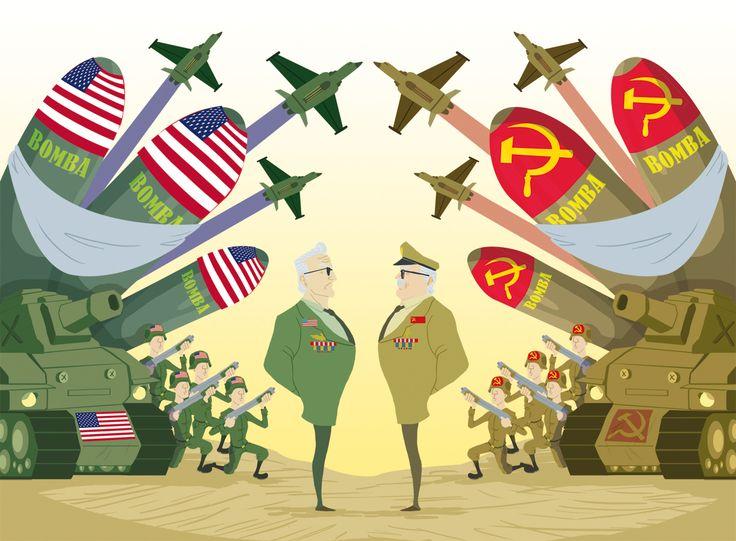 RS Notícias: A Guerra Fria–História virtual