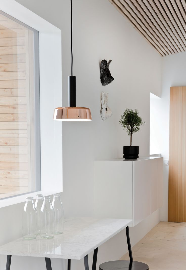 Innolux Cafe pendat lamp. Design: Pauli Partanen.