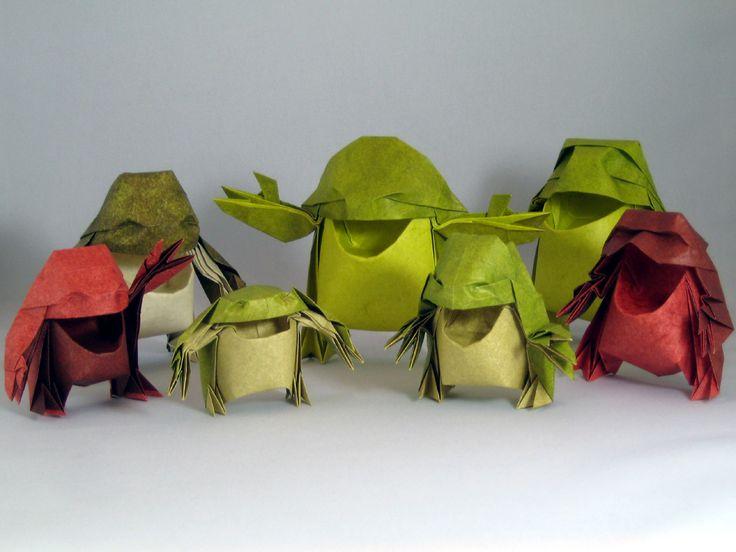 Warai - origami