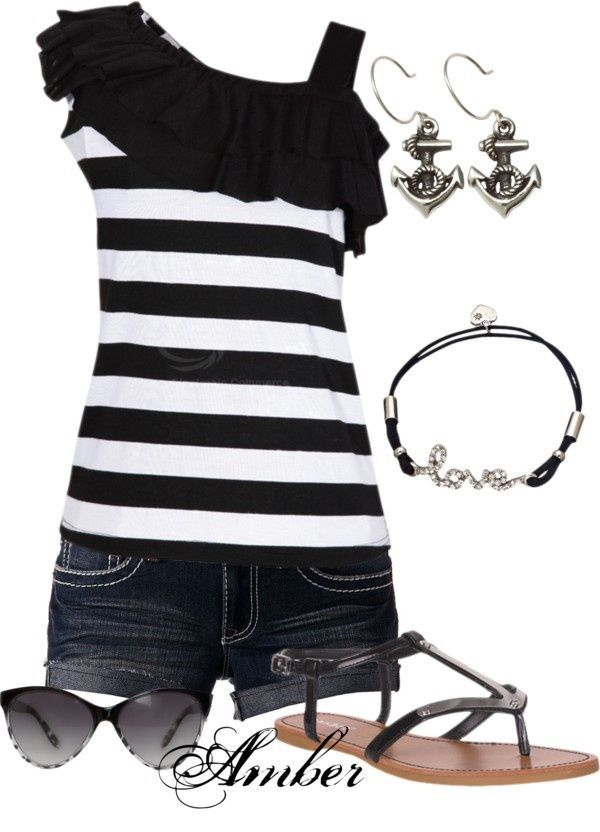 Cute Outfits For Summer