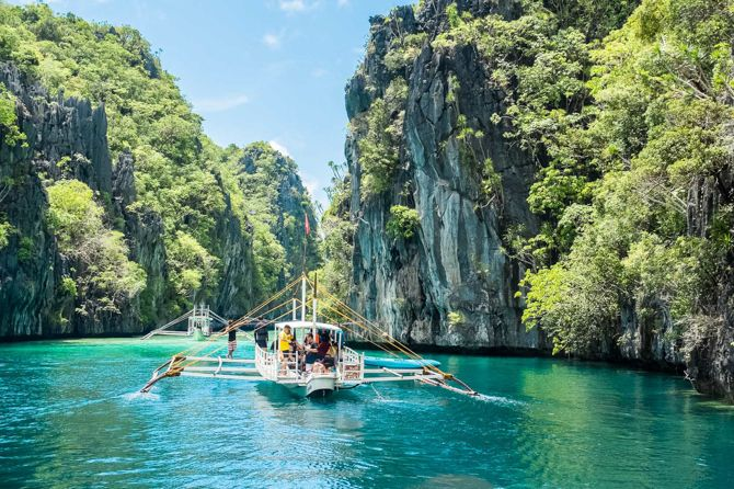 12 + 1 lugares que ver en Filipinas
