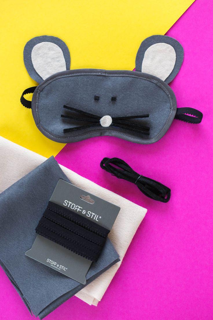 DIY – Sleeping mask by Dnilva