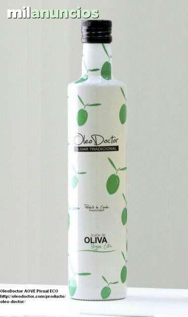 . Aceite de oliva de categor�a superior obtenido directamente de aceitunas y solo mediante procedimientos mec�nicos.  http://oleodoctor.com/tienda/