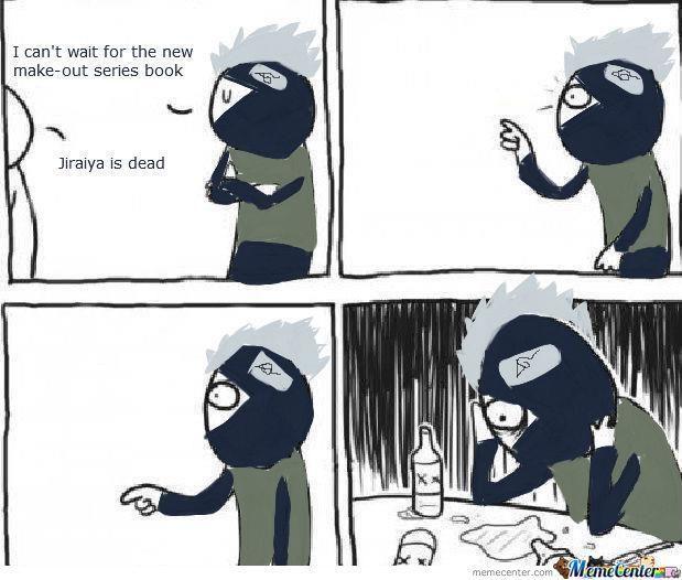 Kakashi funny memes | Naruto | Pinterest | Kakashi funny ... Kakashi Obito Meme