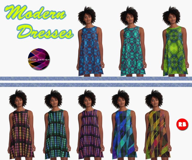 Modern Pattern Dresses by Scar Design #modern #dress #dresses #moderndress #scardesign #gifts #clothing #buymoderndress #pattern #patterndress #cooldresses #springdress #summerdress #modernspringdress #modernsummerdress #fashion #women #giftsforher #womensfashion #fashiongifts #colorful #style #redbubble #onlineshopping #dots #plaid #dotsdress #plaiddress