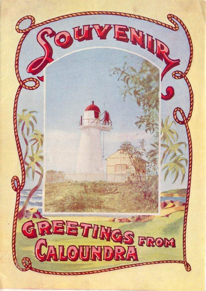 old caloundra postcard