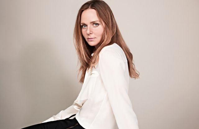 Stella McCartney talks exclusively about her debut menswear