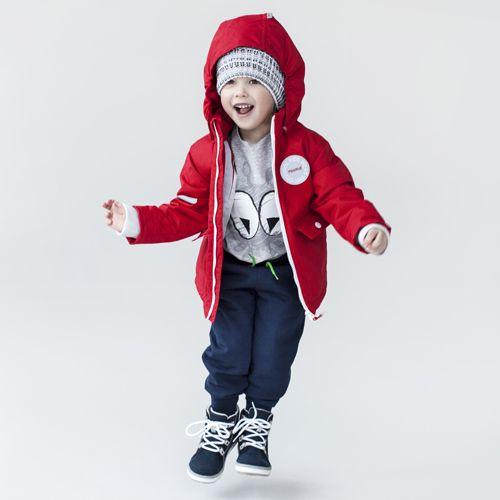 #ReimaAutumn2014 #Reima70 Red Taag jacket
