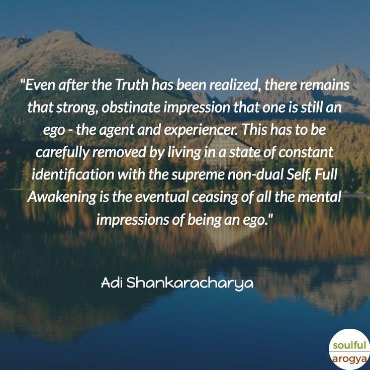 10 Great Adi Shankaracharya Quotes - Quote 5