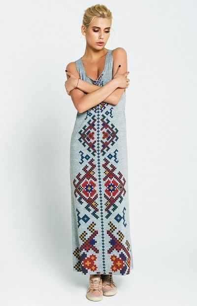 платье вышиванка, недорогие платья вышиванки, вышитые платья, вышитое украинское…