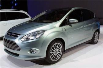 automotive / 2013 Ford C-Max Energi.  Plug-In Hybrid.