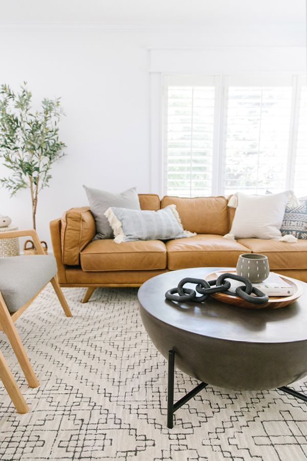 Pin On Living Room Inspiration #tan #sofa #living #room #decor