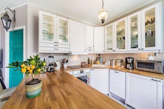 8 Real Life Looks at IKEA's METOD Kitchen Cabinets, SEKTION's European Twin