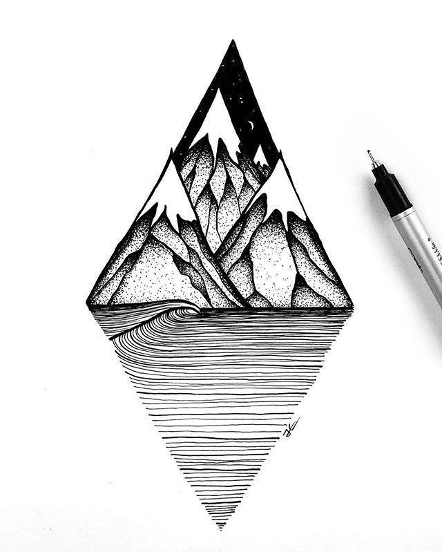 Pinterest Art Creative Drawing Ideas