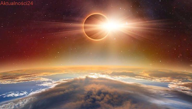 Całkowite zaćmienie Słońca już dziś od godz. 18:49. Oglądajcie z nami NA ŻYWO!