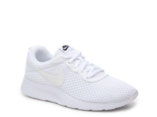 Women's Nike Tanjun Sneaker -  - White