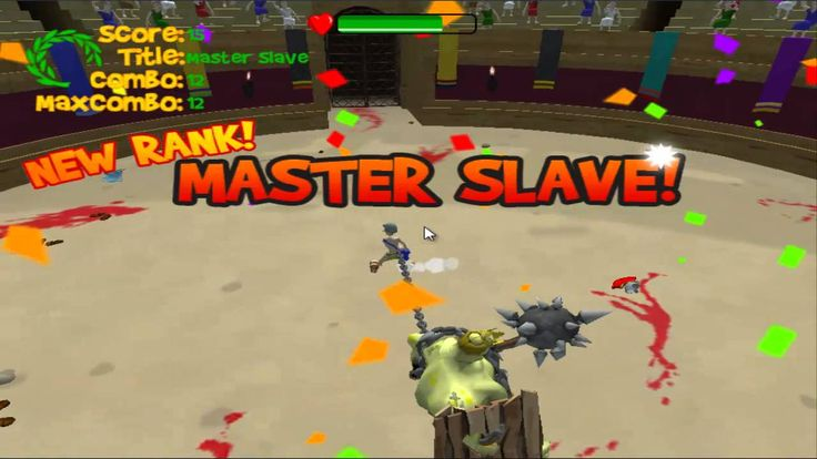 We have video for you, watch now!! Carnage colosseum is a funny game where you must gather as many points as you can. This videoclip is a tutorial for you. Hope it was usefull!