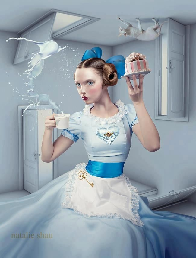 Alice in Wonderland by Natalie Shau, Lithuania