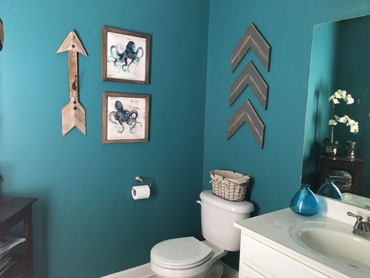 Bathroom Decor Gray Walls