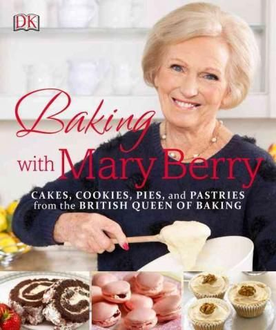 A sweet and savory collection of more than 100 foolproof recipes from the reigning Queen of Baking Mary Berry, who has made her way into American homes through ABC's primetime series, The Great Holida