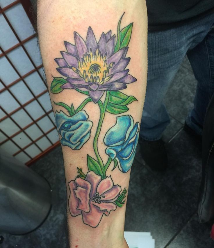 42 Best Images About Tattoos On Pinterest: 42 Best Columbia Flower Tattoo Images On Pinterest