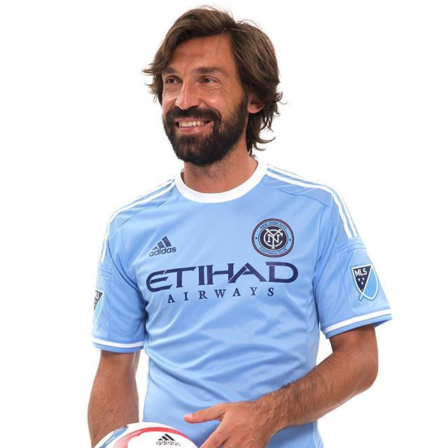 #NYCFC Signs Andrea Pirlo #WelcomePirlo by nycfc