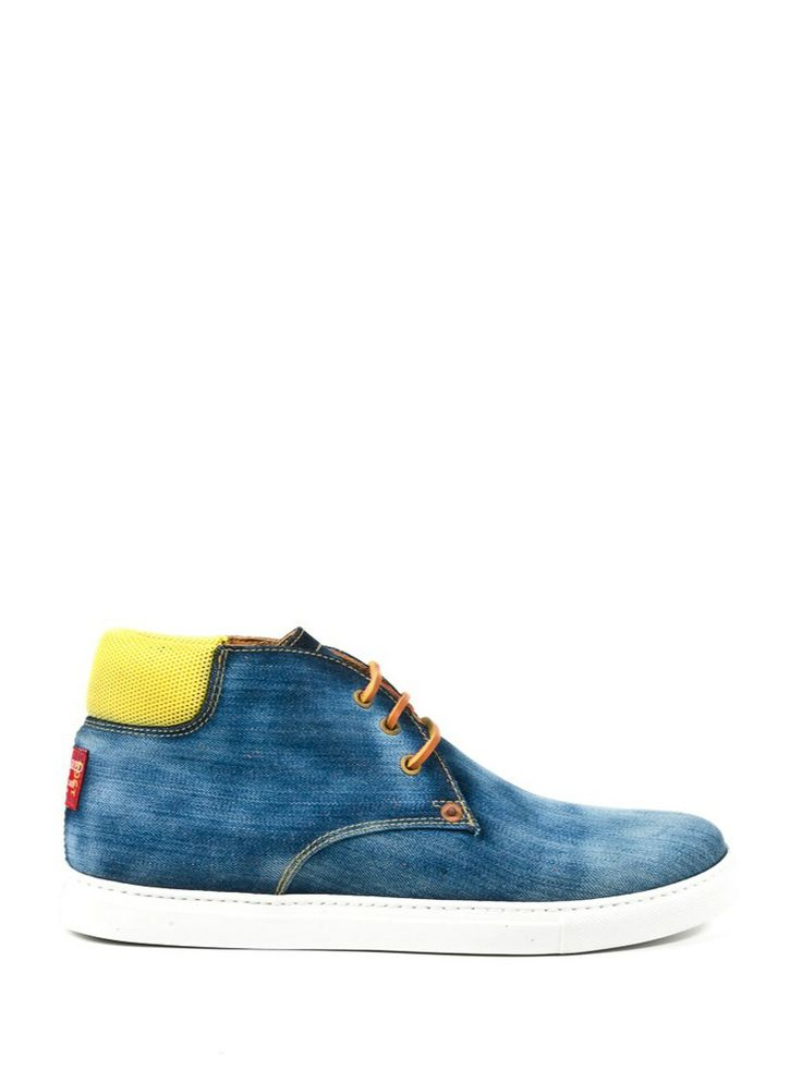 Trainer DSQUARED2  #alducadaosta #denim #trend #man #spring #summer #collection #style #fashion #classy #apparel #accessories #dsquared2