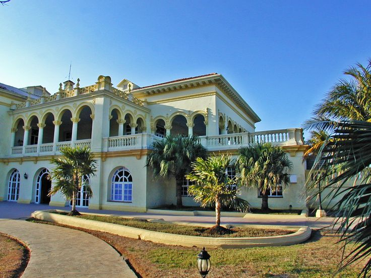 The Grand Clubhouse at Club Habana, Havana, Cuba
