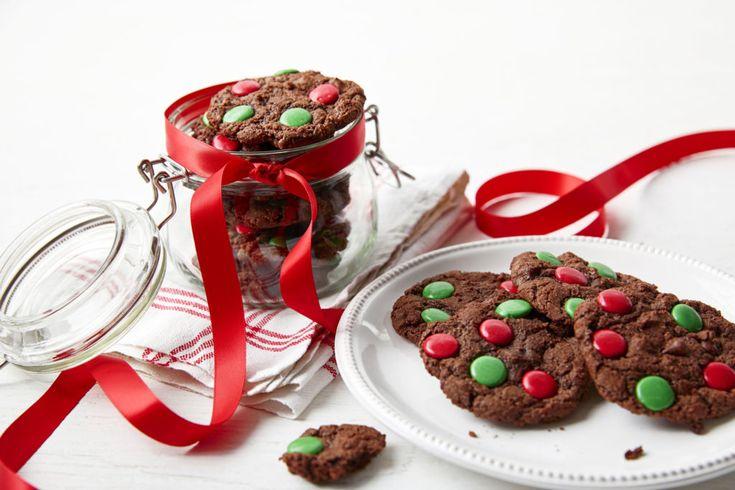 Julecookies som spiselig julegave