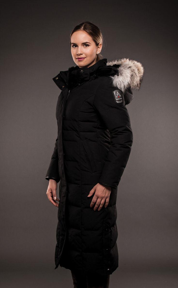 arctic bay nunavut mens parka