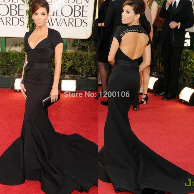 Длинная черный корсет пром платья без рукавов шлейф «для суда» длинная русалка вечерние платья красный ковёр платье
