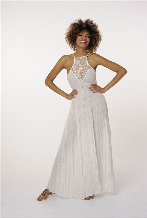 #pareo #beachwear #dress #lace #white