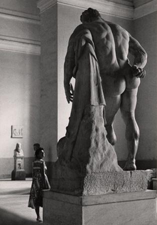 Flirt mit dem Hercules Borghese - Naples   1961