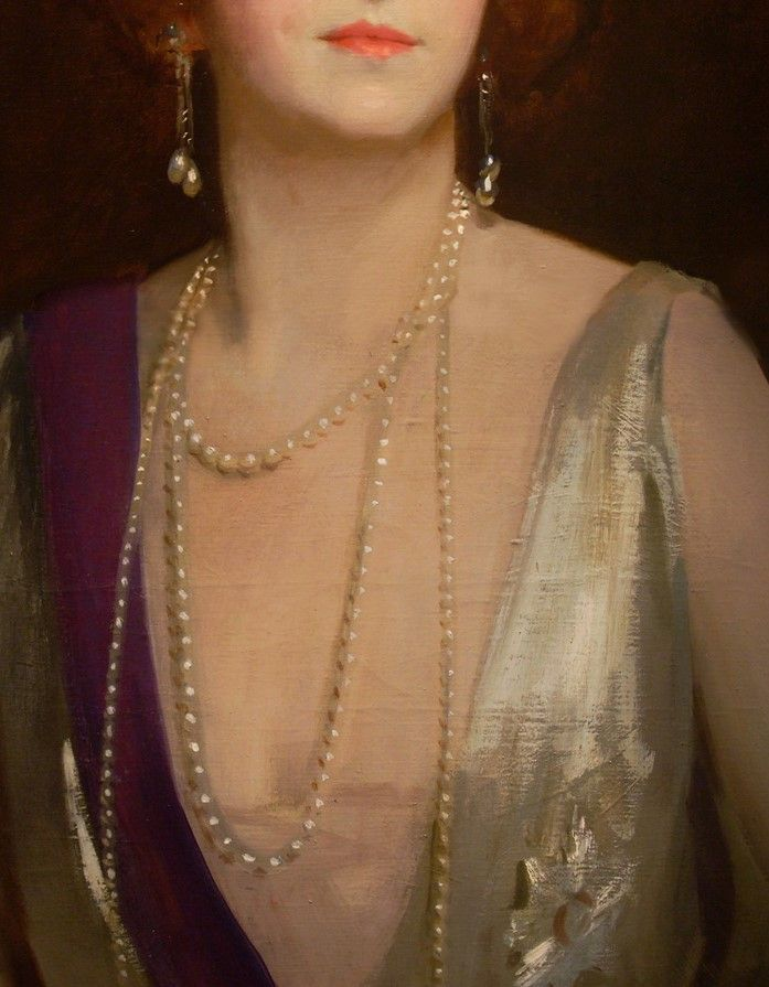 Lady Curzon of Kedleston by John Singer Sargent