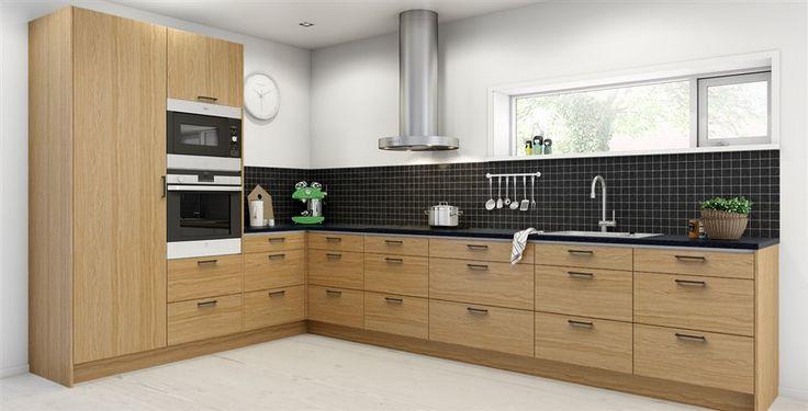 Skapa ditt eget kök u2013 Nytt kök badrum och tvättstuga Vedum kök och bad AB Kök Pinterest
