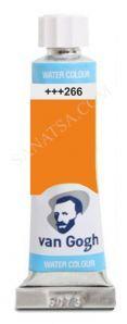 Talens Van Gogh 10 ml. Tüp Sulu Boya 266 Permanent Orange