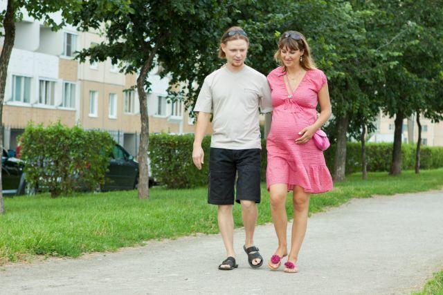 10 façons d'accélérer le déclenchement du travail à la fin de la grossesse