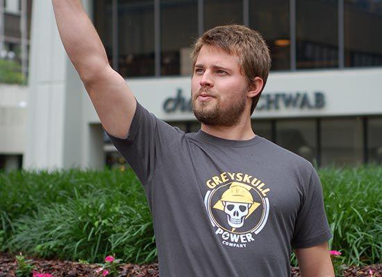 Greyskull Power Company: Company Shirt, Awesome Shirts, Fun Wearables, Nerd Shirts, T Shirts, Company T Shirt