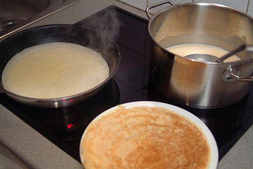 Pannenkoeken Recept (Dutch pancake recipe)