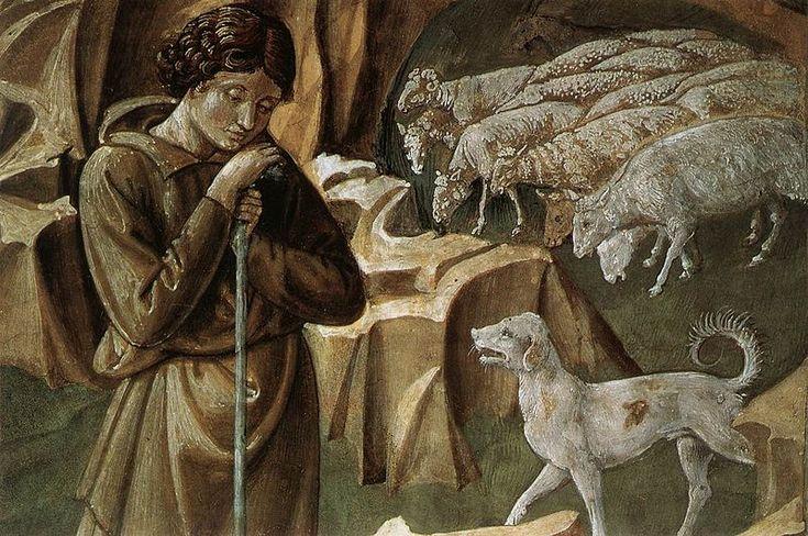 File:Benozzo Gozzoli - The Vigil of the Shepherds (detail) - WGA10278.jpg