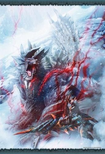 Stygian Zinogre - The Monster Hunter Wiki - Monster Hunter, Monster Hunter 2, Monster Hunter 3, and more